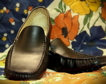 Tod's Moc Toe Loafers