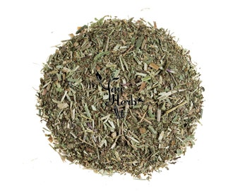Vervain Verbena Dried Fine Cut Leaves & Stems - Buy Any 2x50g Get 1x50g Free!