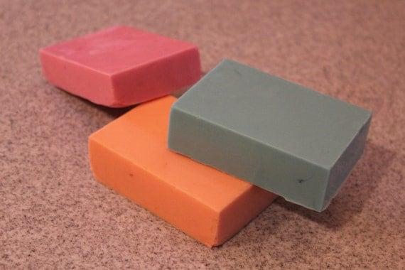Rectangle Soap