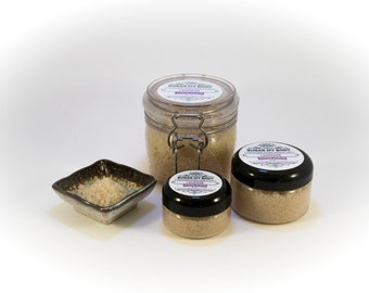 Lavender Sugar Body Scrub | A Favorite Relaxing Lotion