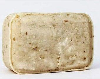Seaweed handmade artsian organic natural soap