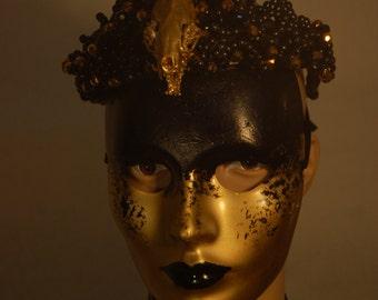 Twisted Ballerina- Masquerade Mask and Tiara