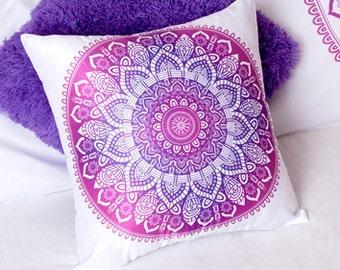 Custom 'Mandala' Cushion