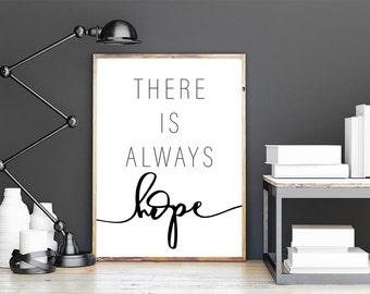 Always Hope Printable