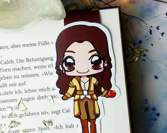 "Magnetic bookmarks ""Snow White"" once upon A time"