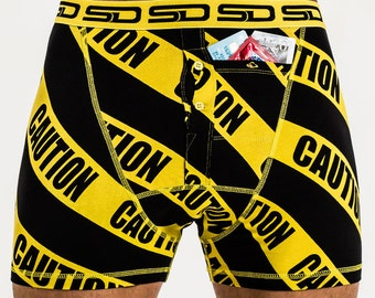 Caution Smuggling Duds Boxer Briefs