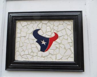 Houston Texans Tile Art Picture