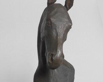 Horse Head Sculpture, Horse Sculpture, Horses Head