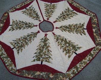 Christmas Tree Skirt #52