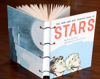 Stars Science Upcycled Journal