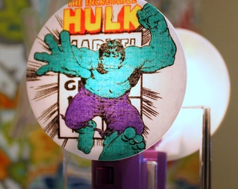 Amazing Hulk Comic Nightlight