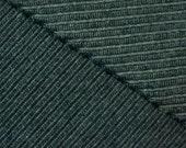 BLACK/BROWN FULLED wool