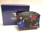Piero Guidi Magic Circus Cosmetic Bag in Original Box with Tags
