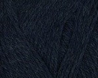BLUE HEATHER - color 705 -Plymouth Galway 100 percent wool yarn - prompt ship