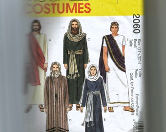 McCall's Misses' and Men's The Passion Play Costumes Pattern 2060
