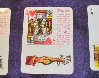Gypsy Witch Three-Card Reading