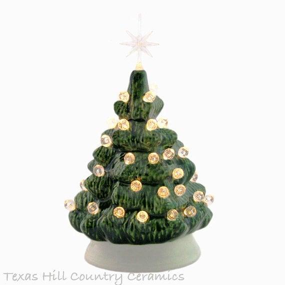 Items Similar To Small Mini 6 Inch Ceramic Christmas Tree