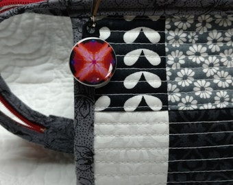 SALE Quilted Sew Together Bag