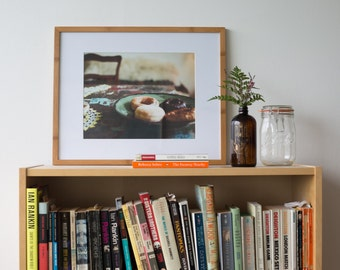 Donut | Photography Art Print by Jackie Dives