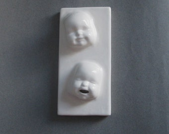 Faces Tile, ready to ship