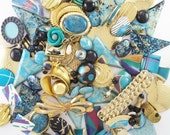Craft Jewelry - Multiple Projects - Over 1 Pound - Teal Me Away