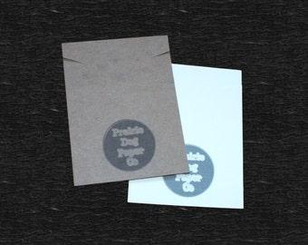 Necklace Cards, set of 30, Jewelry Cards, bracelet cards, 3x4 inch, jewelry display, printed necklace cards