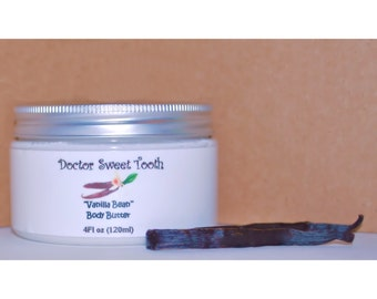 Vanilla Bean Body Butter