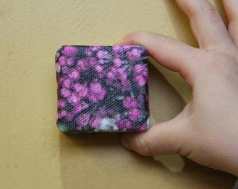 Lilacs - Mini Canvas Print
