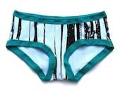 Stegosaurus Undies - Handmade Underwear