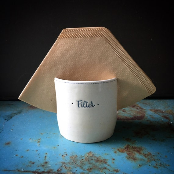 Coffee Filter Holder