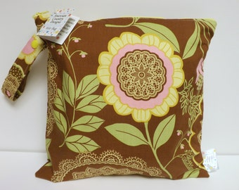 Small Wet Bag - Wet Bag - 11 X 11 - Lotus Lacework
