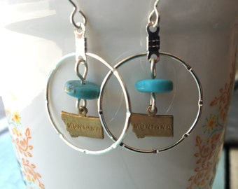 Montana earrings
