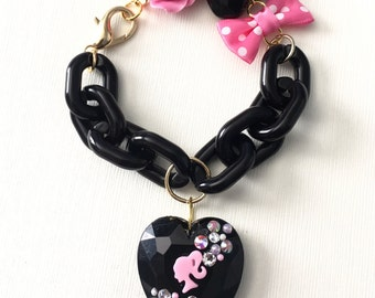 SALE Barbie Princess Chunky Chain Bracelet