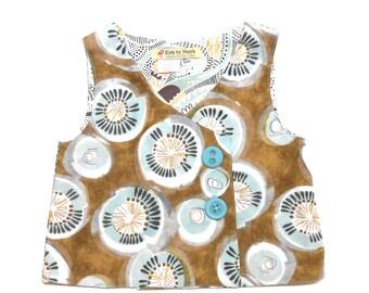 Size 12 mos Kimono Vest