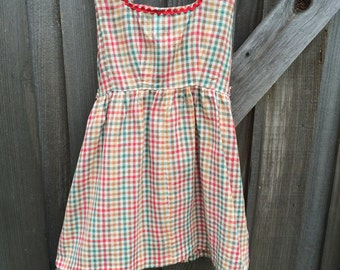 1950s Sun Dress 4/5