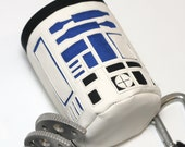 R2D2 Hand Crafted Chalk Bag and Belt - Rock Climbing