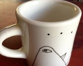 Spirit and kitsch mug