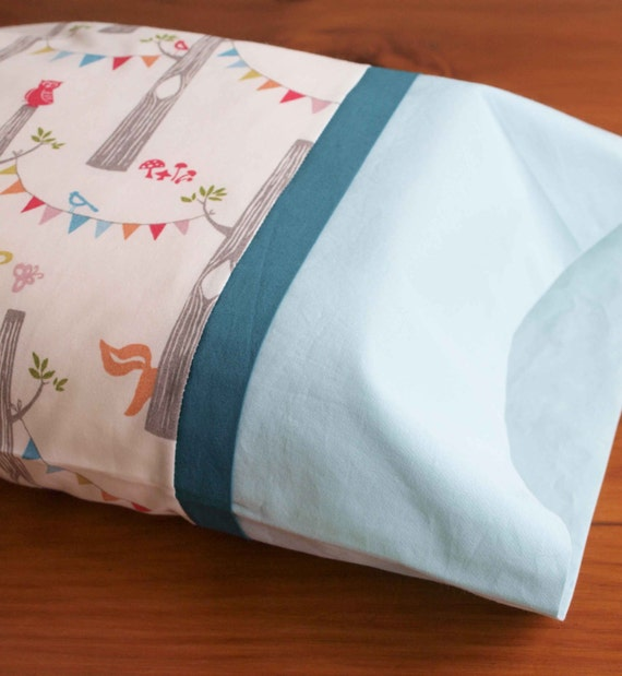 toddler pillowcase organic cotton baby by organicquiltcompany. Black Bedroom Furniture Sets. Home Design Ideas