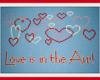 LOVE is in the Air!--LB16307