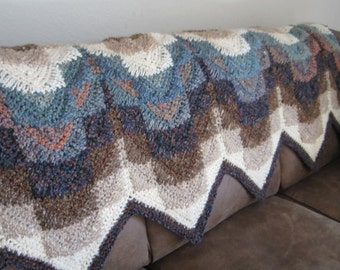Special  Price,,,,, PATTERN  ONLY .....Darlene's Southwest Afghan Pattern....