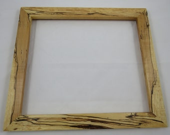 12x14 Spalted Maple Picture Frame