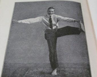 1928 Bernarr  MacFadden Publications Good Health How to Get It and Keep It Health Guru