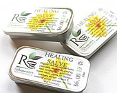 Herbal Healing Salve for Natural Healing .25oz slide tin