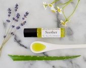 Blemish Soother - Organic Acne Spot Treatment Serum w/ Tamanu, Frankincense and Lemon Myrtle - Prevent, Calm and Speed Healing of Breakouts