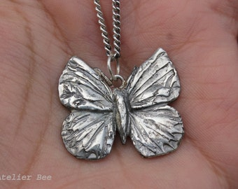 Solid Silver Adonis butterfly, save our species