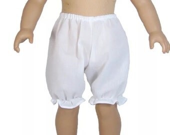 Doll bloomers made for 18 inch doll American girl