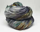 Dyed to order Hand Dyed Yarn - Leaf Mold