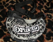 The Exploited Studded Fanny Pack