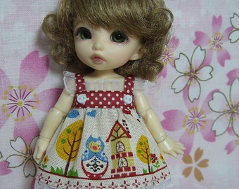 Dress for Pukifee / Lati Yellow