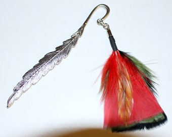 Feather Bookmark - Style 6